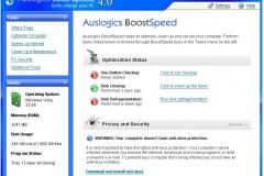 Auslogics BoostSpeed 4