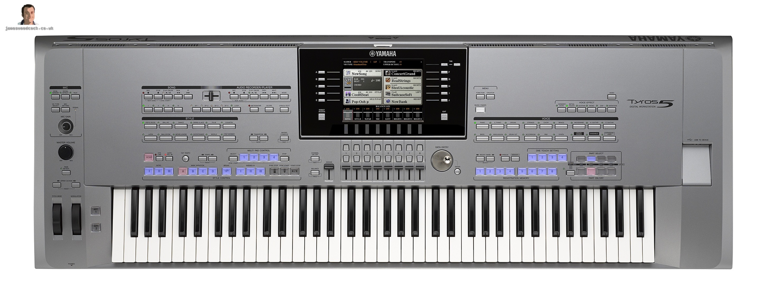 Image Result For Yamaha Keyboard For Pc