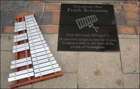 Xylophone Man
