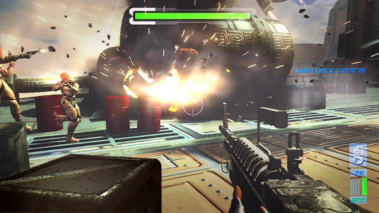 Perfect Dark Zero Xbox 360 Review – Gaming & Technology