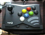 Logic 3 Arcade Controller