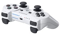 Sony PlayStation DualShock 3 Controller (White)