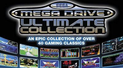 SEGA Mega Drive Ultimate Collection