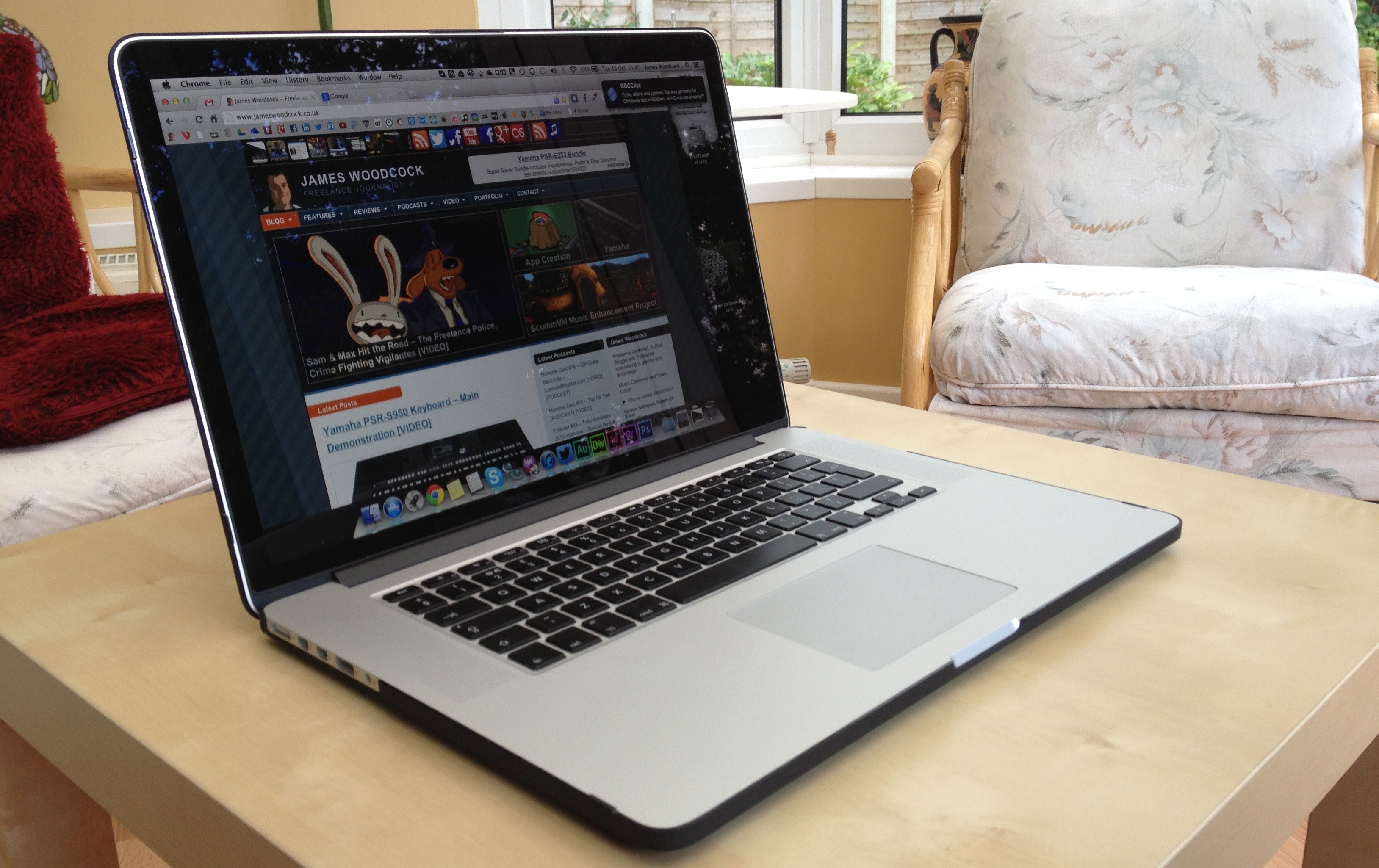 Speck SmartShell SATIN Cover for MacBook Pro with Retina Display