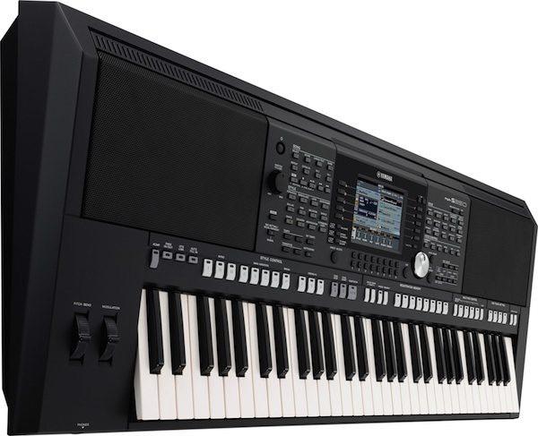 Yamaha PSR-S950 Keyboard – Main Demonstration [VIDEO