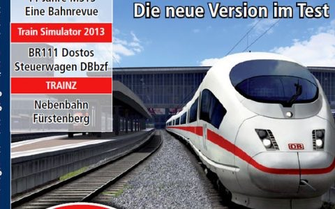 Train Simulator 2013 First Look (German) – Train Sim Magazin