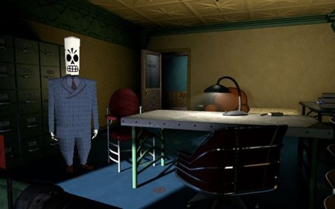ResidualVM 0.1.0 Released – Grim Fandango Joy Returns