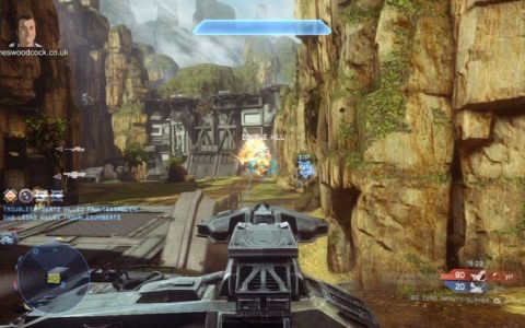 Halo 4 Multiplayer – Big Team Infinity Slayer – Vehicle Mayhem [VIDEO]