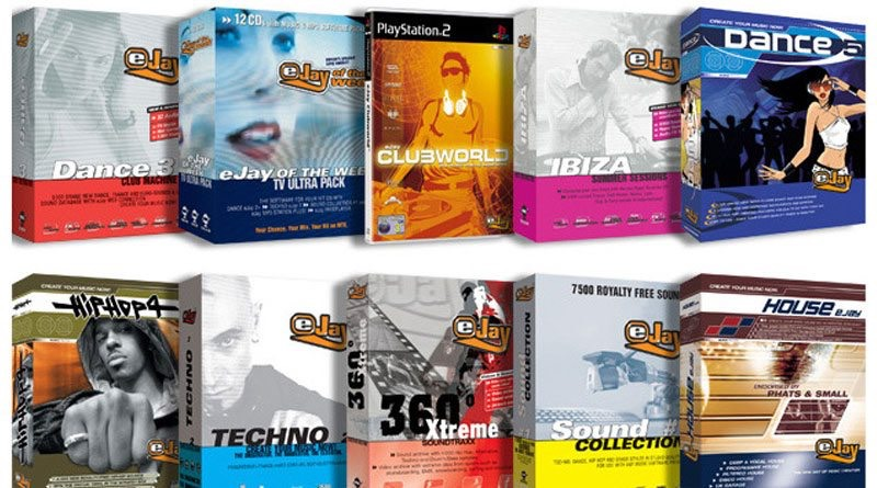 dance ejay free download for mac