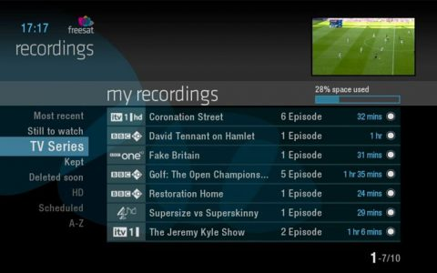 Humax HDR-1000S Review – Freesat Non-Subscription Satellite TV with Free Time