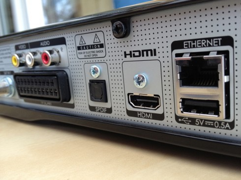 HDR-1000S Ethernet Port and more...