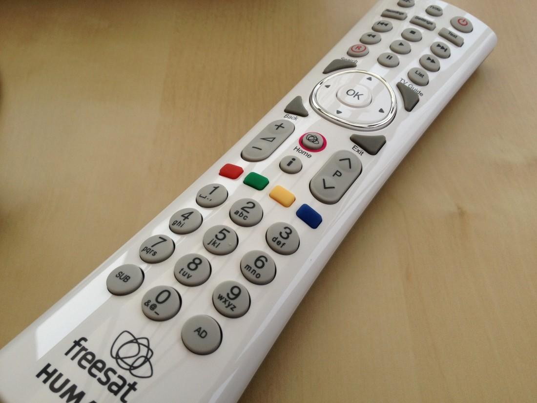 HDR-1010S remote control