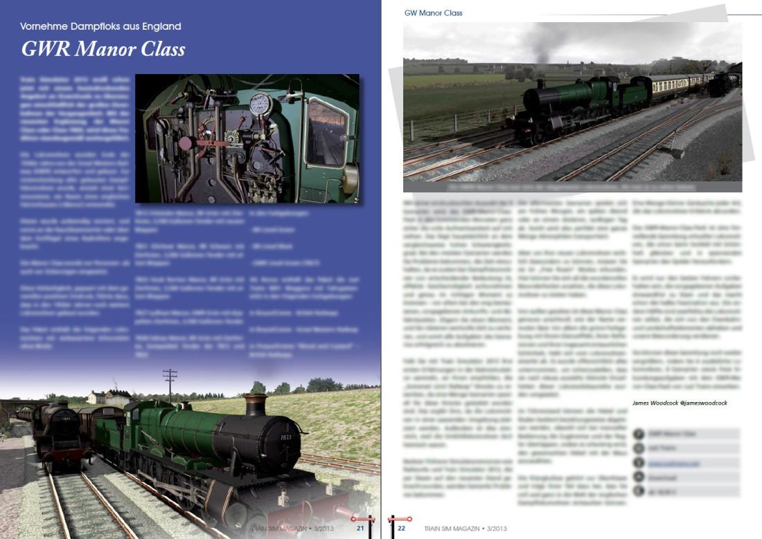GWR Manor Class
