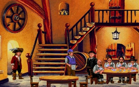 Touché: The Adventures of the Fifth Musketeer Enhanced Soundtrack Released for ScummVM
