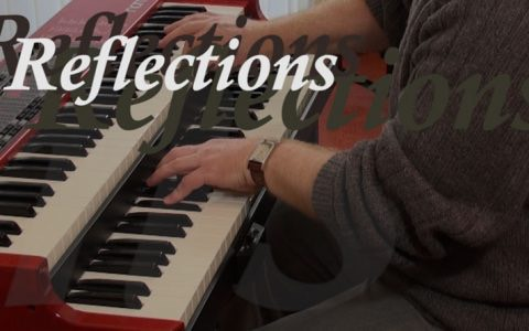 Glyn Madden 'Reflections' Audio CD – Trailer Produced by James Woodcock