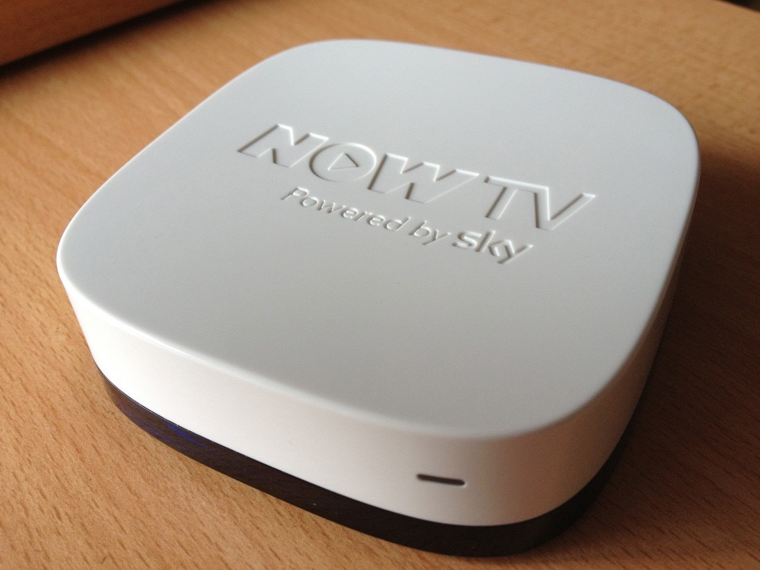 NOW TV Box by Sky