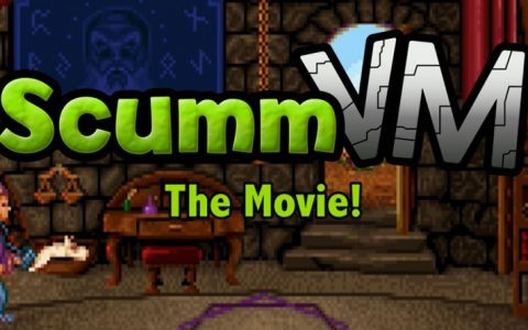 ScummVM The Movie! – 12th Anniversary Celebration