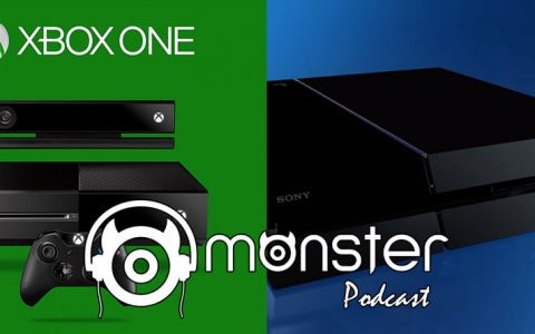 Monster Cast #S04x04 – Xbox One and PS4 Debate – Console Monster [Podcast]