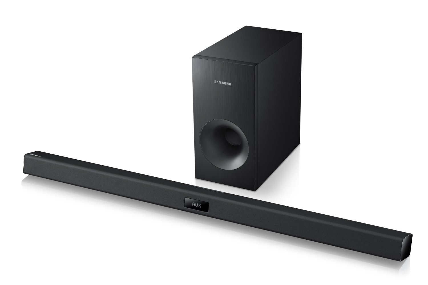 how to connect speakers to samsung tv