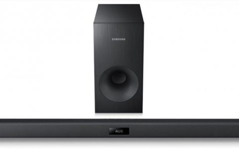 "Samsung HW-F350 40"" Soundbar Review – TV Speakers Needn't Be Rubbish"