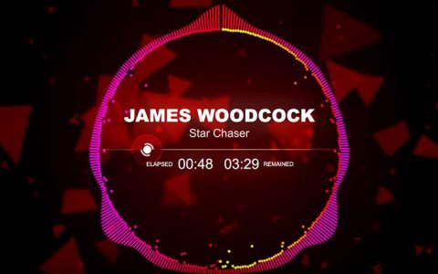 Anticipation Album #5: Star Chaser by James Woodcock – Full Track Preview [VIDEO]