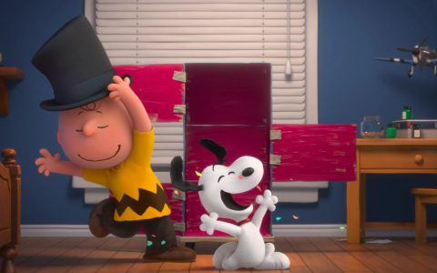 Snoopy And Charlie Brown The Peanuts Movie Review