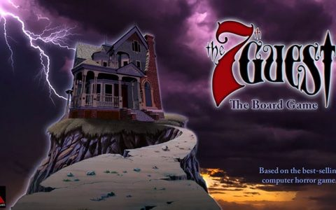 The 7th Guest Board Game Appears on Kickstarter