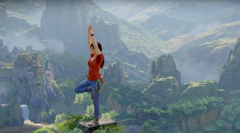 How To #5: Chloe Yoga Easter Egg in Uncharted The Lost Legacy