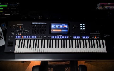 Yamaha Genos Keyboard Big Reveal! – Demonstration Videos, Specs and More… [UPDATED]