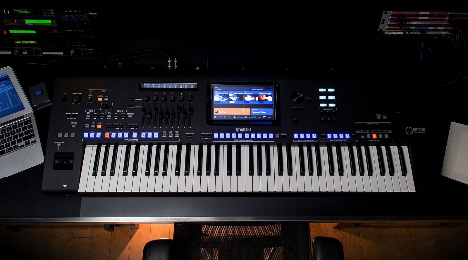 Image Result For Yamaha Keyboard Android
