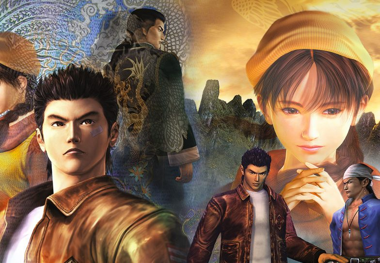 Shenmue and Shenmue 2 Announced for Xbox One, PS4 and PC