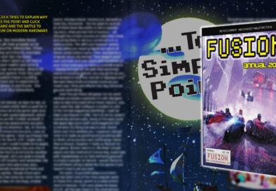My Article 'To Simply Point' Features in Fusion Annual 2021