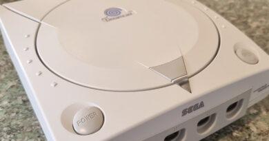 Restoring a SEGA Dreamcast – The Last True SEGA Console